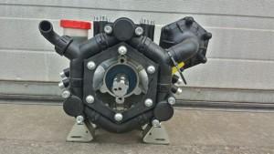GRS Veldspuiten 150 ltr 3 cilinder pomp