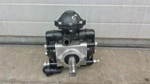 GRS Veldspuiten 120 ltr 2 cilinder pomp